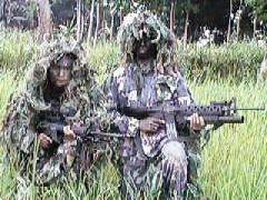 Pataki Peoples' Army soldiers (snipers)